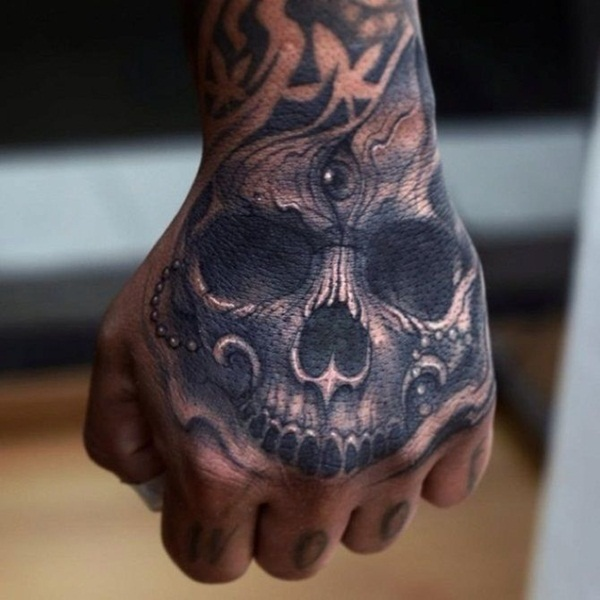 145 Cool Skull Tattoos Not Only For Boys
