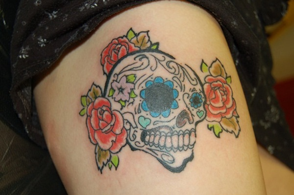 skull tattoo designs for boys and girls41