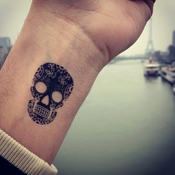skull tattoo designs for boys and girls42