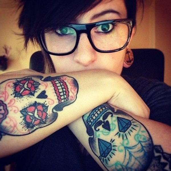 skull tattoo designs for boys and girls5