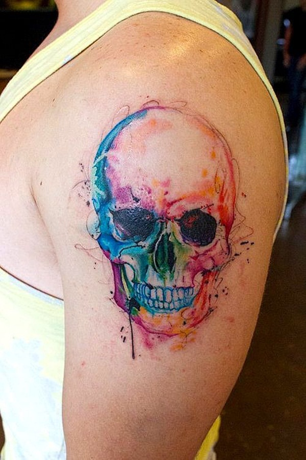 skull tattoo designs for boys and girls58