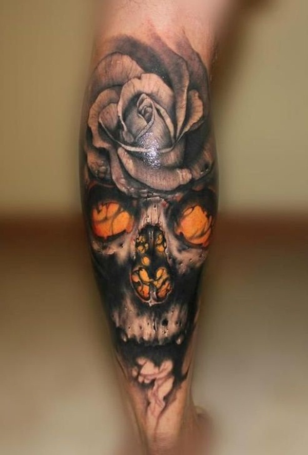 skull tattoo designs for boys and girls61
