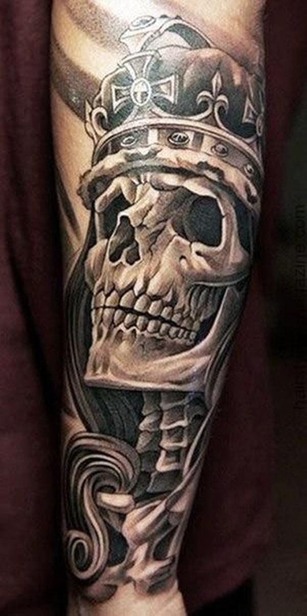 skull tattoo designs for boys and girls63