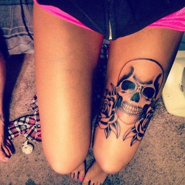 skull tattoo designs for boys and girls69
