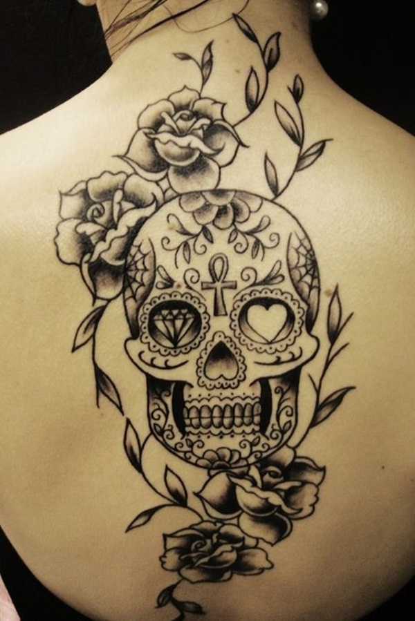skull tattoo designs for boys and girls72