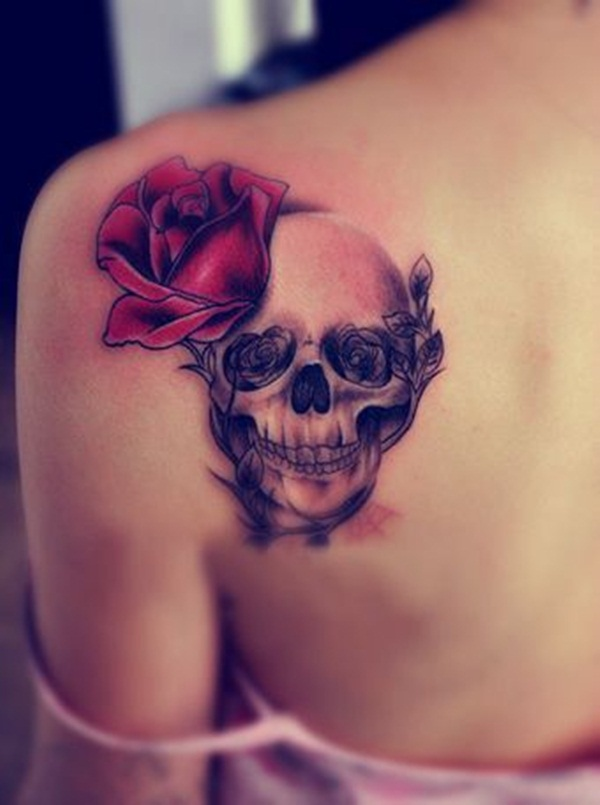 skull tattoo designs for boys and girls73
