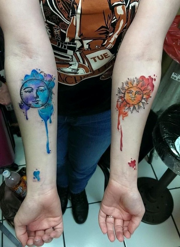 water color tattoo design and ideas31