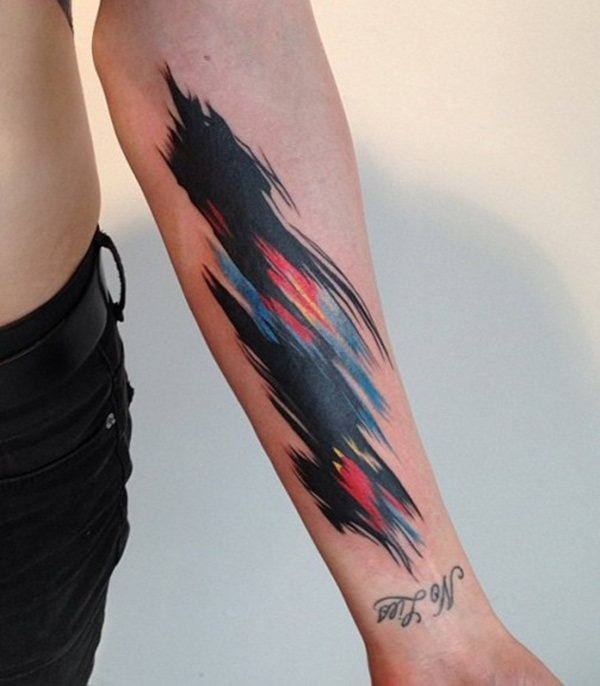 water color tattoo design and ideas53