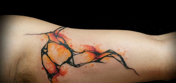 water color tattoo design and ideas57
