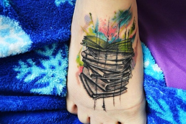 water color tattoo design and ideas65