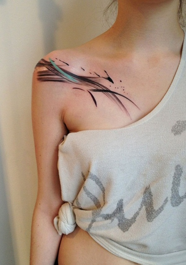water color tattoo design and ideas8