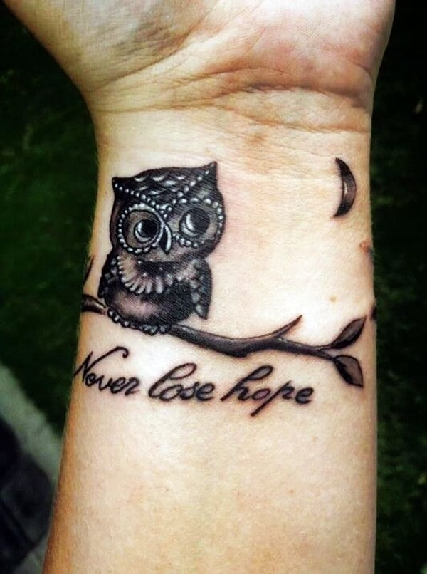 Inspirational Small Animal Tattoos and Designs for Animal Lovers - (10)