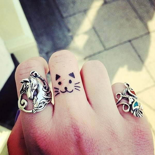 Inspirational Small Animal Tattoos and Designs for Animal Lovers - (27)