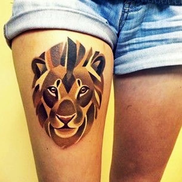 Inspirational Small Animal Tattoos and Designs for Animal Lovers - (68)
