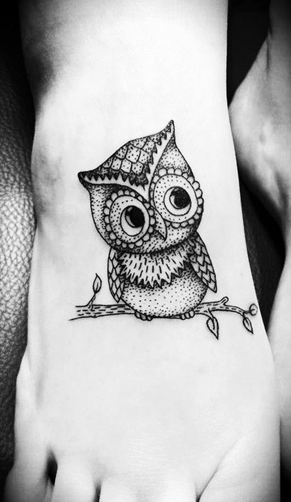 Tattooed Animals: Inspirational Small Animal Tattoos And Designs For Animal