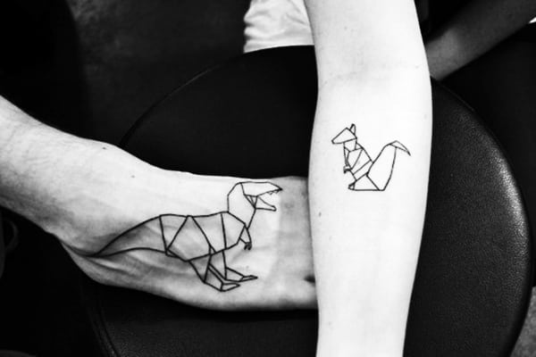 Inspirational Small Animal Tattoos and Designs for Animal Lovers - Inspirational Small Animal Tattoos and Designs for Animal Lovers - (72)