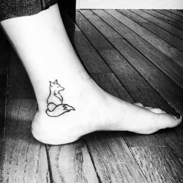 Inspirational Small Animal Tattoos and Designs for Animal Lovers - Inspirational Small Animal Tattoos and Designs for Animal Lovers - (77)
