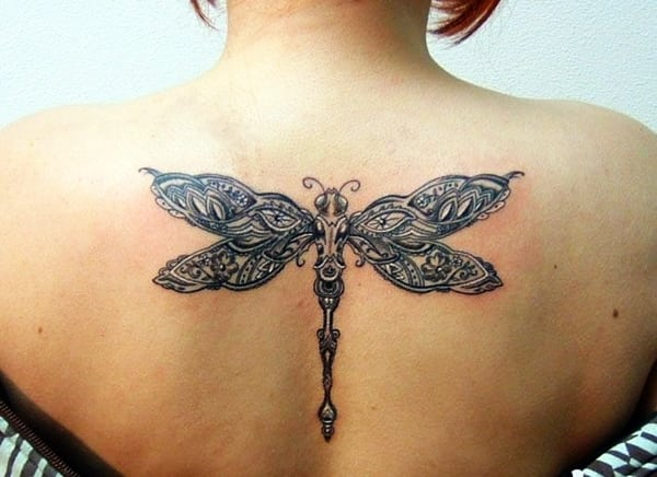 Lace Tattoos Designs and Ideas (110)