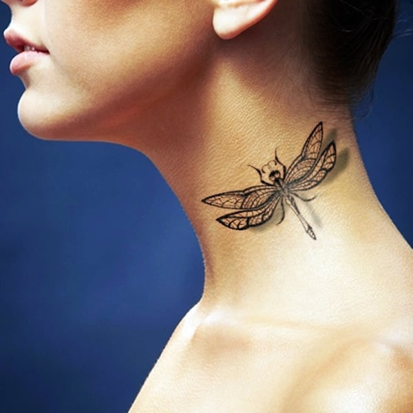 Buzzing In Ear >> 101 Tasteful Lace Tattoos Designs and Ideas