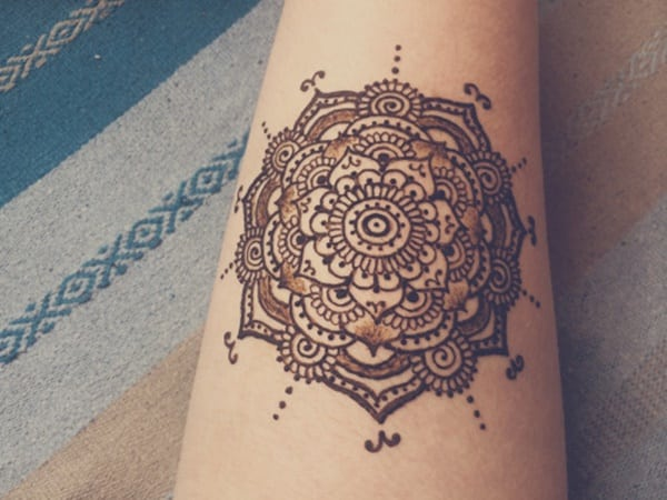Mehndi Tattoo Half Sleeve : 99 beautiful henna tattoo ideas for girls to try at least once