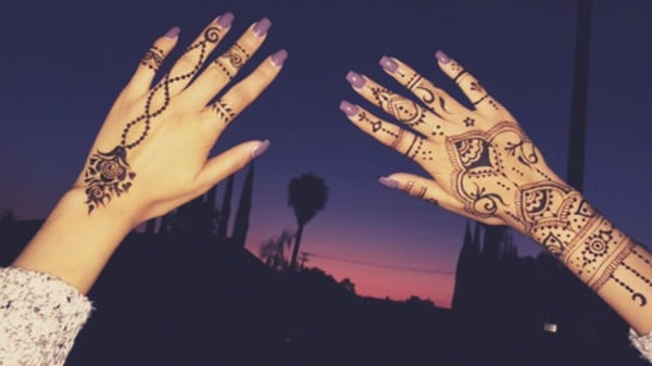 Henna Tattoo On Hands Meaning : 99 beautiful henna tattoo ideas for girls to try at least once