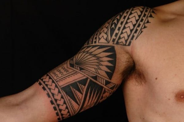 6f512d0032237 81 Tribal Maori tattoos For Inspiration