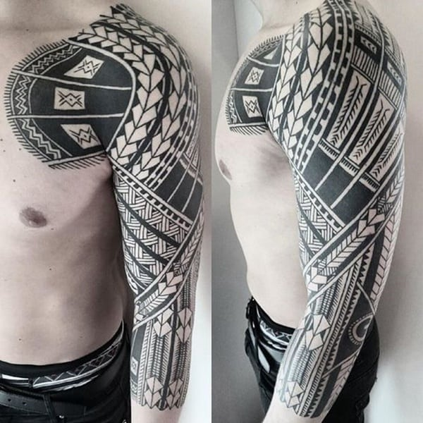 55 Best Maori Tattoo Designs Meanings: 81 Tribal Maori Tattoos For Inspiration