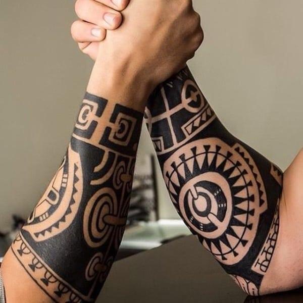 Maori Tribal Tattoos Powerful: 81 Tribal Maori Tattoos For Inspiration