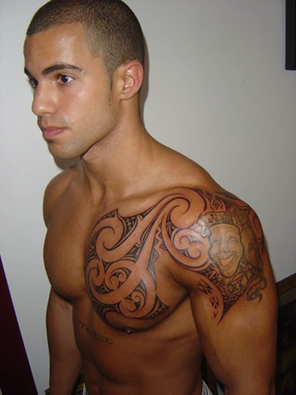 Maori Man: 81 Tribal Maori Tattoos For Inspiration