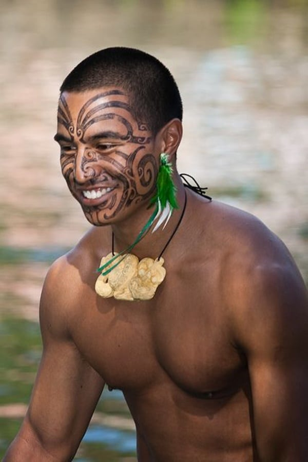 Maori Tribal Face Tattoo: 81 Tribal Maori Tattoos For Inspiration