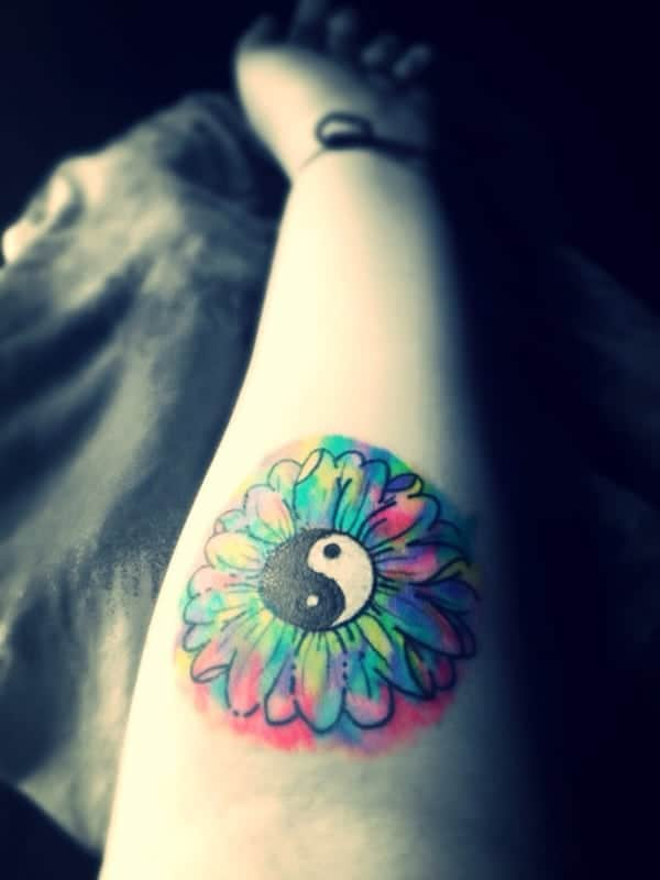 80 peaceful and intriguing yin yang designs for your next for Philosophy tattoos tumblr