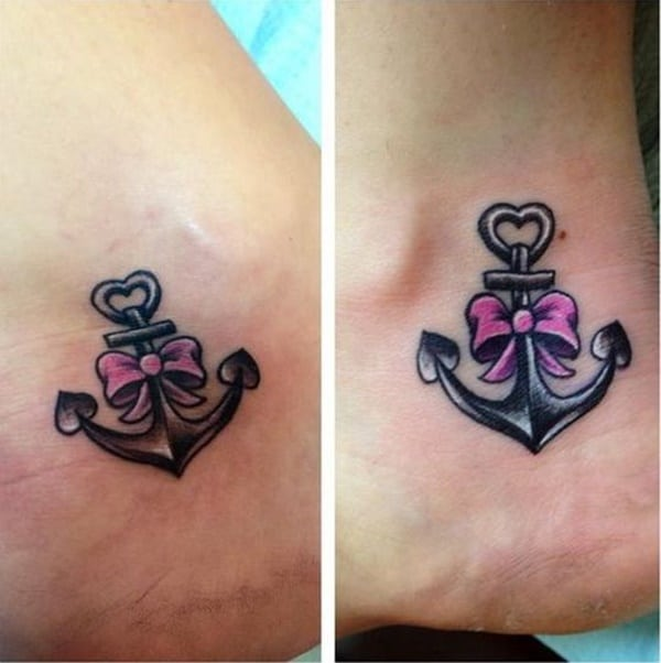 155 Amazing Anchor Tattoo Designs For All Ages With Meanings
