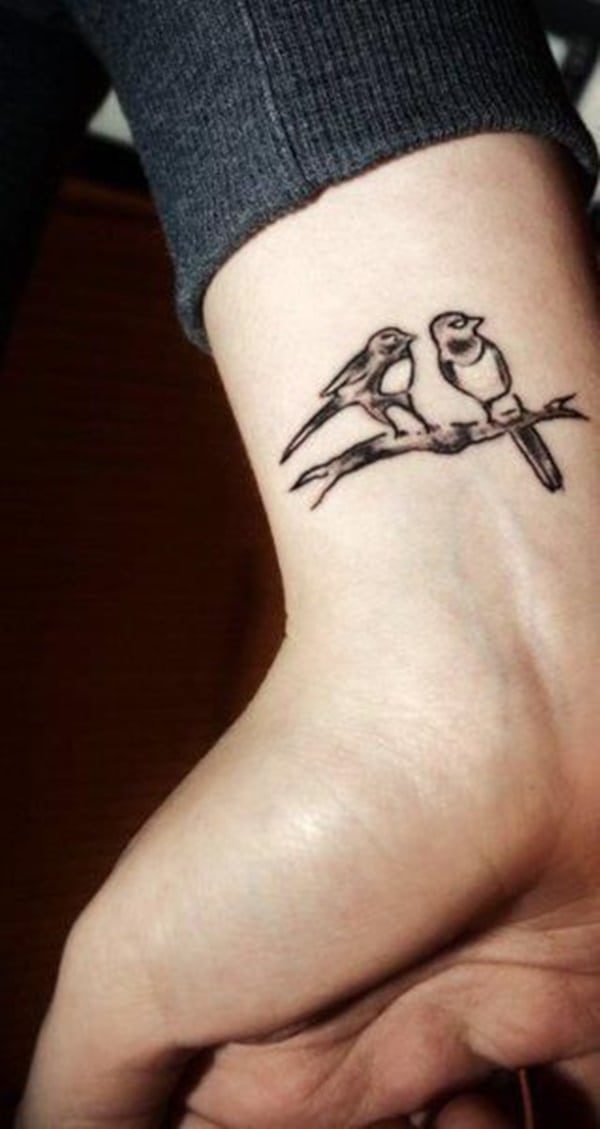ca18e3742e8b8 125 Adorable Bird Tattoo Designs For The Bird Lover