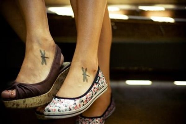 Dragonfly Tattoo Design 77