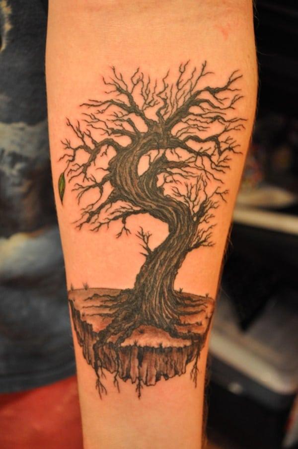 116 cool forearm tattoo designs for boys girls. Black Bedroom Furniture Sets. Home Design Ideas