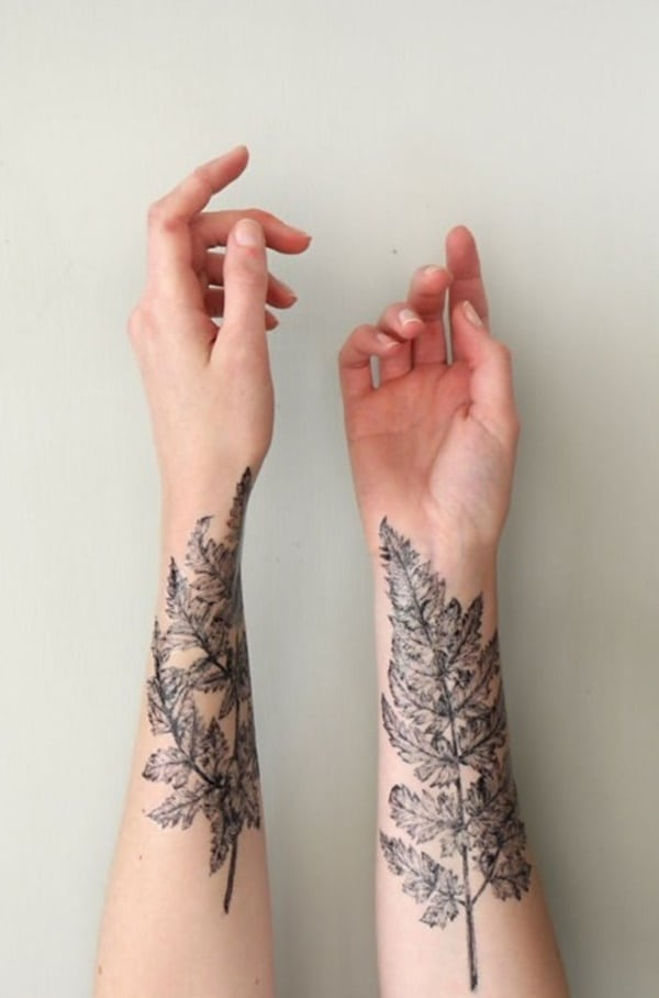 Hand Tattoo Designs For Ladies