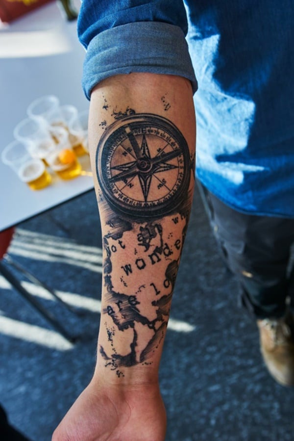 116 Cool Forearm Tattoo Designs For Boys & Girls