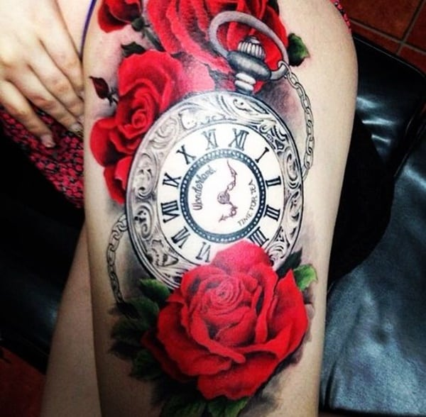 pocket-watch-tattoos-13
