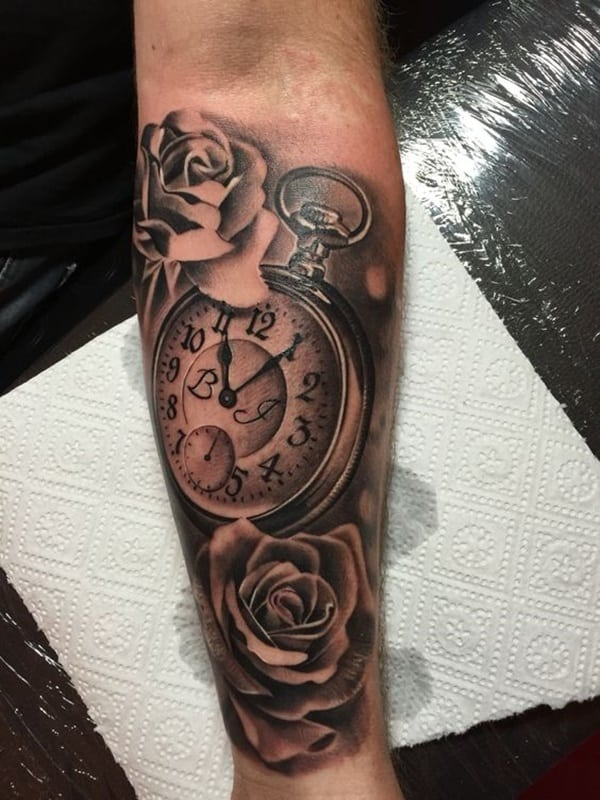 pocket-watch-tattoos-27