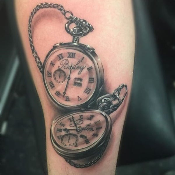 pocket-watch-tattoos-28