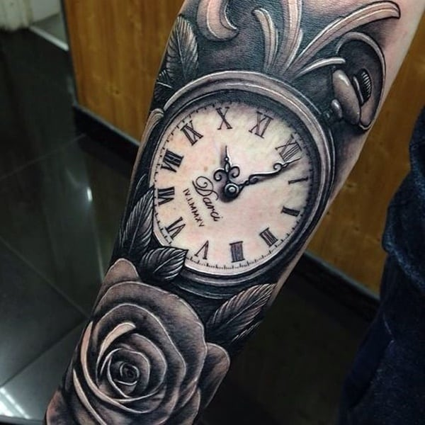 pocket-watch-tattoos-35