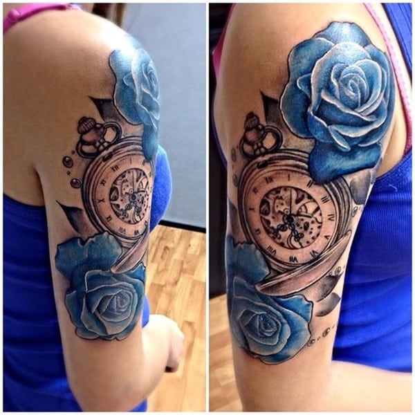 pocket-watch-tattoos-36