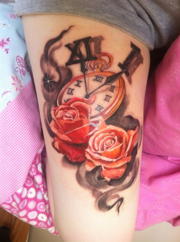 pocket-watch-tattoos-65