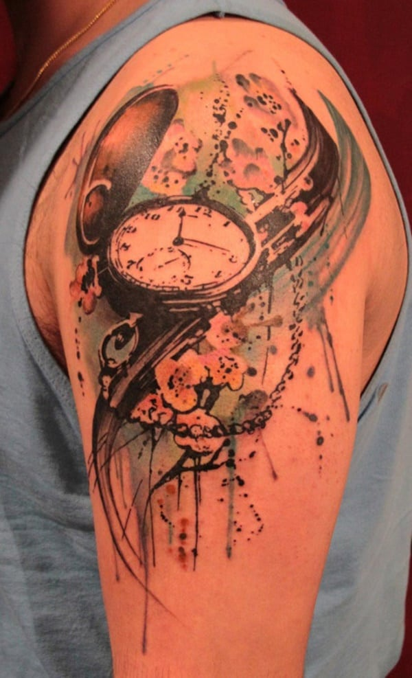 pocket-watch-tattoos-66