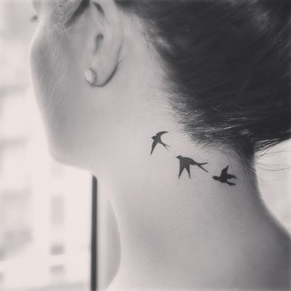7f6fceb3741b0 125 Cute Swallow Tattoo Designs To Try For Your Next Tattoo