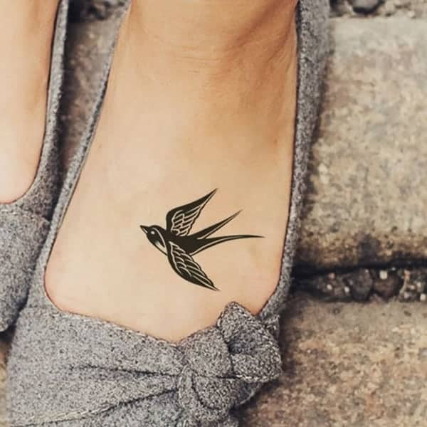 97 cute swallow tattoo designs to try for your next tattoo rh inkme tattoo small swallow tattoo designs small swallow tattoo designs