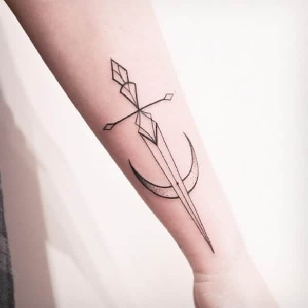 X Files Tattoo Designs