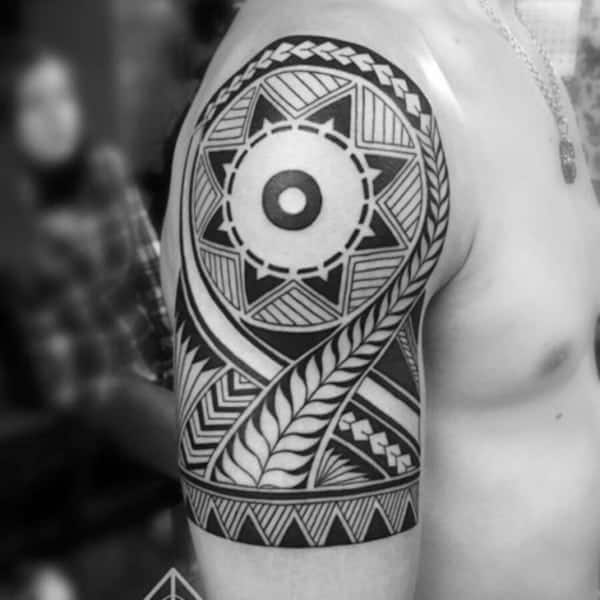 Tattoo Ideas Shoulder: 145 Jaw Dropping Shoulder Tattoos For Your Next Design
