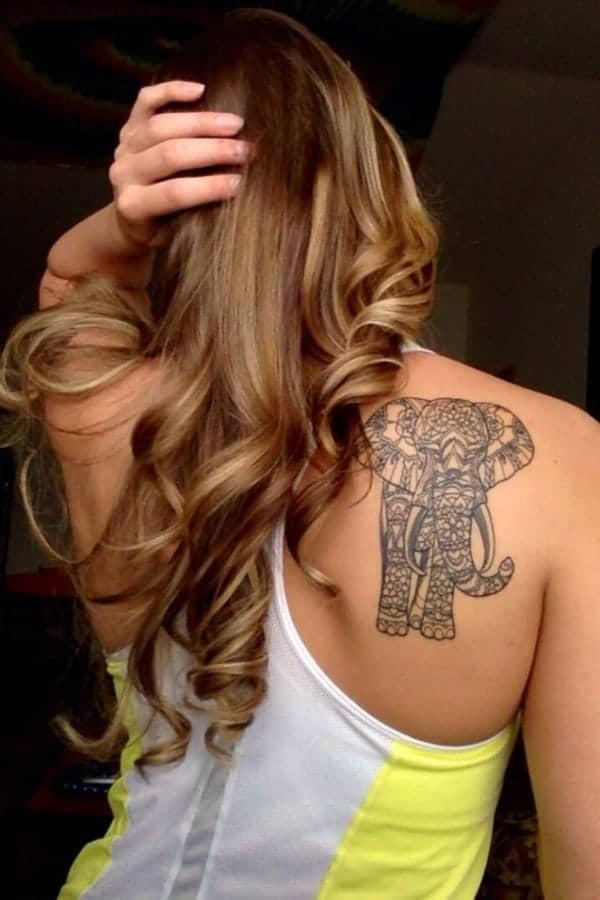 145 Jaw Dropping Shoulder Tattoos For Your Next Design