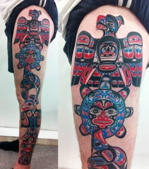 125 Uplifting And Spiritual Haida Tattoos Ideas For Your Next Tattoo